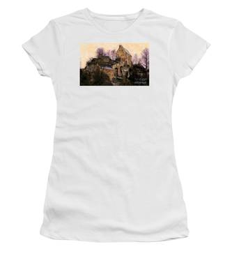 Ruined Castle Women's T-Shirt