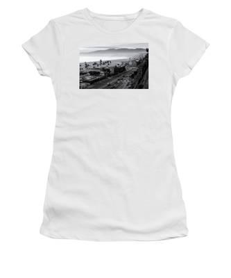 The Evening Drive Home Women's T-Shirt
