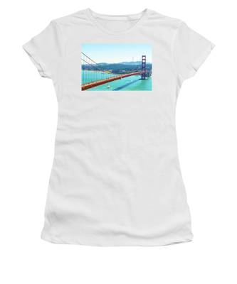The Golden Gate Bridge I Women's T-Shirt