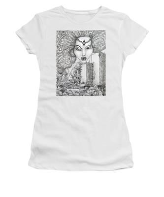 The Queen Of Oz Women's T-Shirt