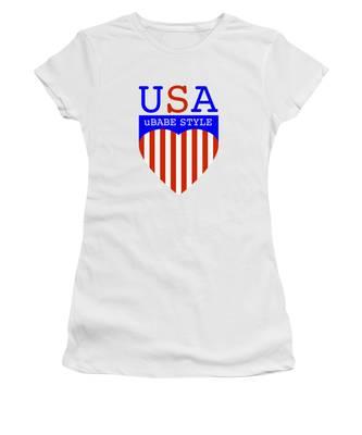 Ubabe Style America Women's T-Shirt