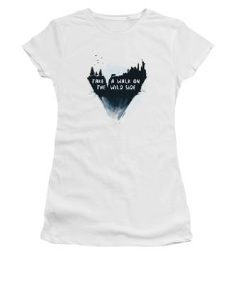 Walk Women's T-Shirts