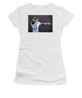 Aaron Judge Women's T-Shirts