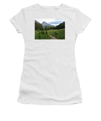 Mountain Hiking Women's T-Shirts