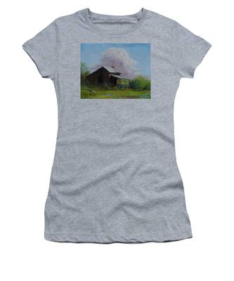 Abondoned Memories  Women's T-Shirt