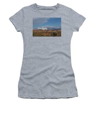 Arches National Monument Utah Women's T-Shirt