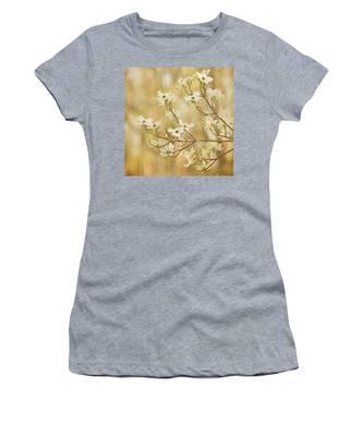 Days Of Dogwoods Women's T-Shirt