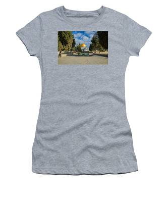 Dome Of The Rock Women's T-Shirt