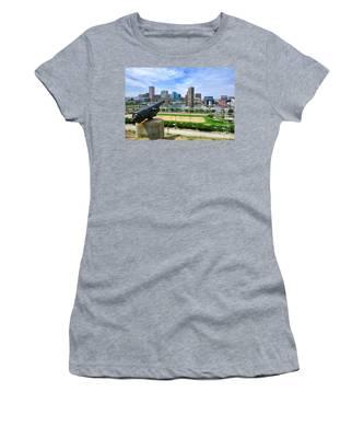 Guarding Baltimore Women's T-Shirt