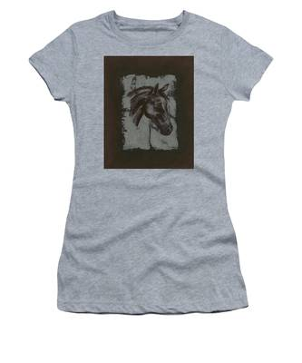 Horse Portrait Women's T-Shirt