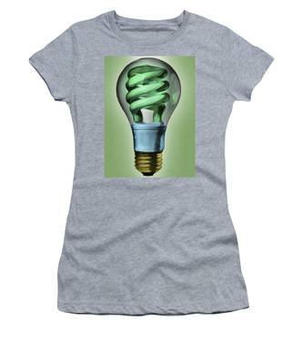 Light Bulb Women's T-Shirt