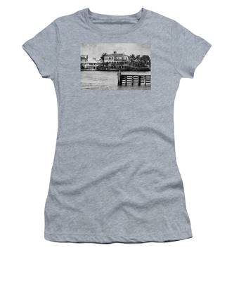 Matanzas Pass - Fort Myers Beach - Florida Women's T-Shirt