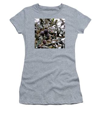 Nazareth Olives Israel Women's T-Shirt