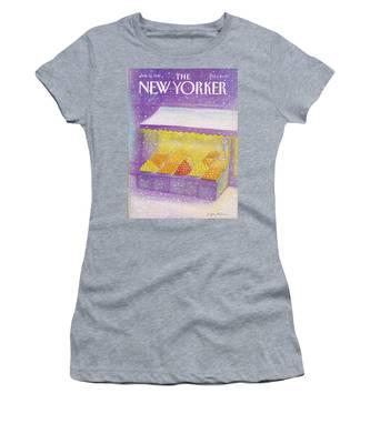 New Yorker January 12th, 1981 Women's T-Shirt