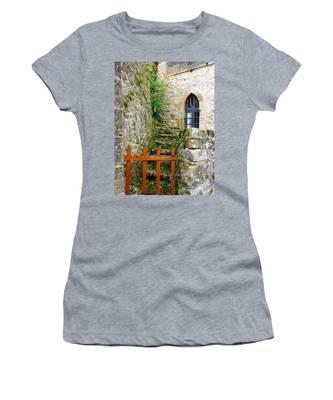 No Entry Women's T-Shirt