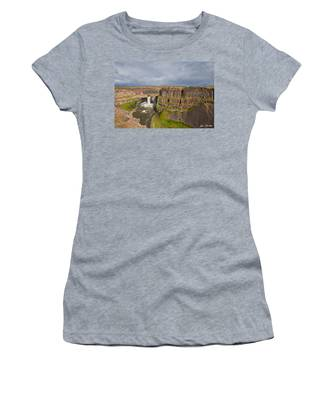Palouse Falls Women's T-Shirt