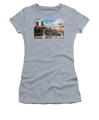 Piazza Venezia Women's T-Shirt