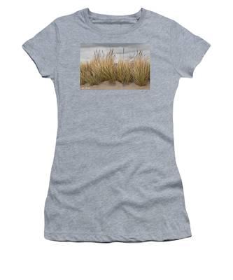 Sea Grass And Sand Women's T-Shirt