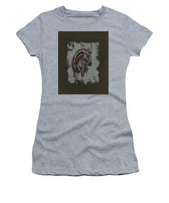 Show Horse Women's T-Shirt