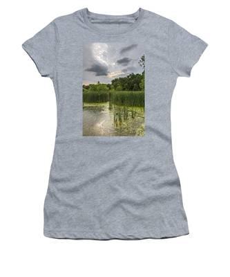Summer Evening Clouds Women's T-Shirt