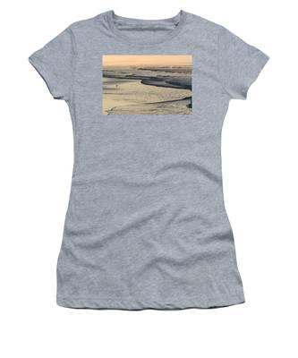 Sunrise On The Ocean Women's T-Shirt