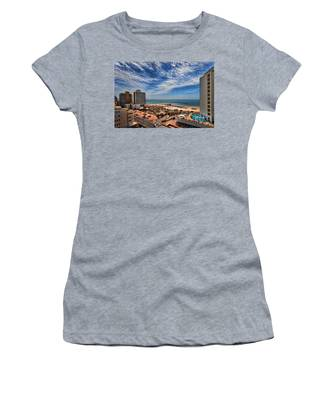 Tel Aviv Summer Time Women's T-Shirt