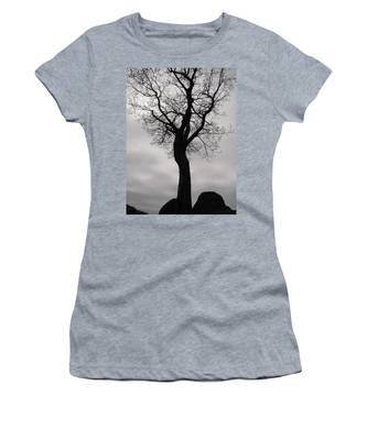 The Chill Of Spring In The Shenandoah Women's T-Shirt