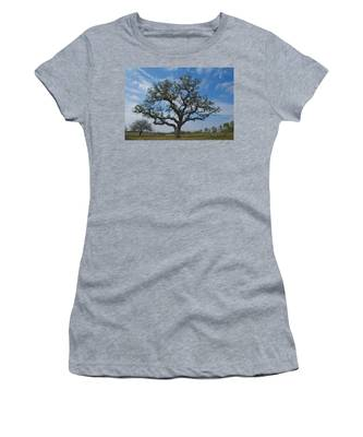 Women's T-Shirt featuring the photograph The Sentinel by Jemmy Archer