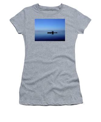 Serenity Surrounds Women's T-Shirt