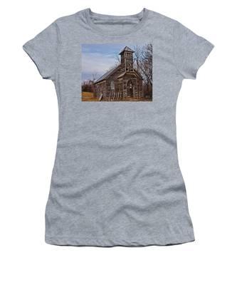 Abandoned Church Women's T-Shirt