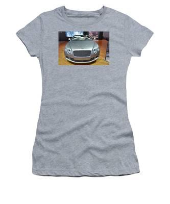 Bentley Starting Price Just Below 200 000 Women's T-Shirt