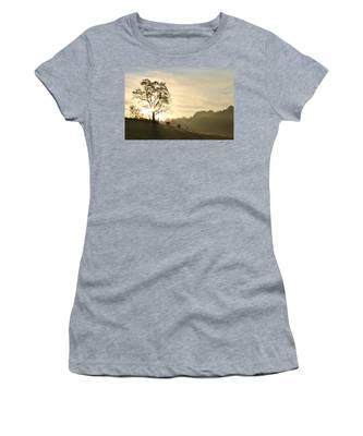 Pasture Sunrise Women's T-Shirt