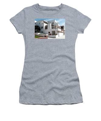 Strand Architecture Manhattan Beach Women's T-Shirt