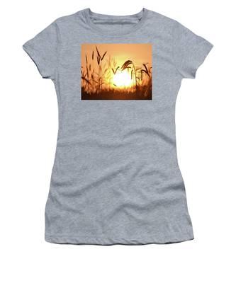 Sunset Rye IIi Women's T-Shirt