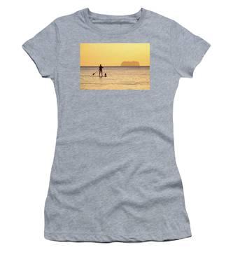 Evening Paddle Women's T-Shirt