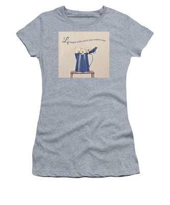 Comfort Zone Women's T-Shirt