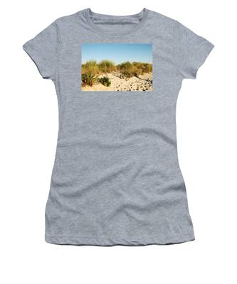 An Opening In The Fence - Jersey Shore Women's T-Shirt