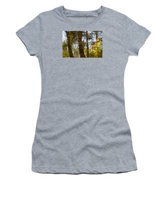 Autumn Abstract Women's T-Shirt