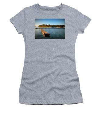 Barren River Lake Dock Women's T-Shirt