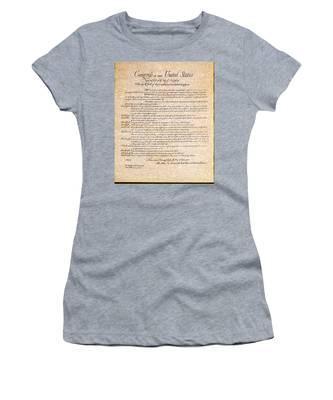 Bill Of Rights Women's T-Shirt