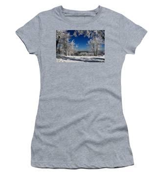 Blue Knob Women's T-Shirt