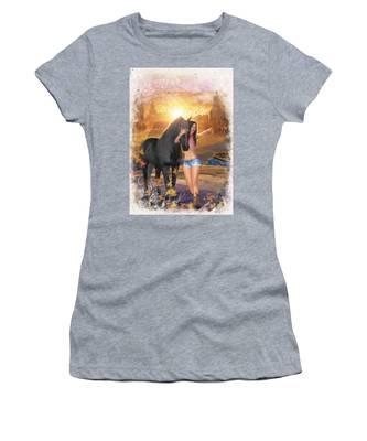 Country Memories 2 Women's T-Shirt