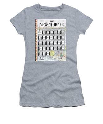 Cruellest Month Women's T-Shirt
