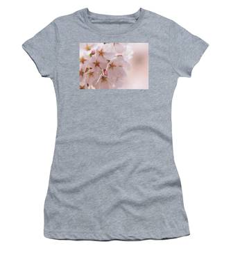 Delicate Spring Blooms Women's T-Shirt