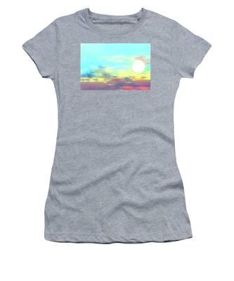 Early Morning Rise- Women's T-Shirt