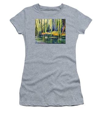 Fantasy Lagoon Women's T-Shirt