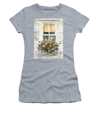 Flower Box Women's T-Shirt
