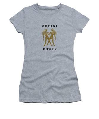 Gemini Power Women's T-Shirt