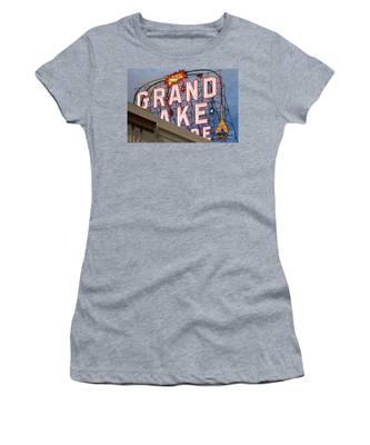 Grand Lake Theatre . Oakland California . 7d13495 Women's T-Shirt