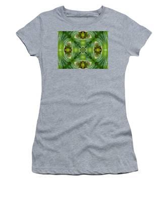 Green Glow Women's T-Shirt